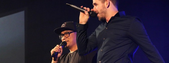 Aussie hip hop with a positive message and support for children in poverty
