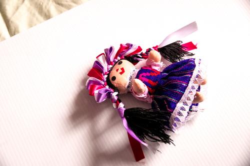 doll purple